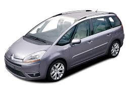 Group F Citroen Picasso /Opel Zafira/Nissen NV200 or similar